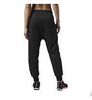 Reebok Dance Drop Crotch Pant donna, Black