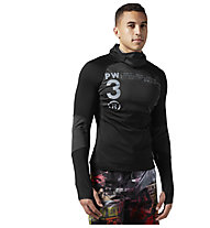 Reebok One Series Witer Pack Teflon Sweatshirt, Black