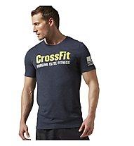 Reebok CrossFit Forging Elite Fitness T-Shirt fitness, Blue