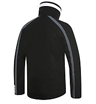 rh+ PW Ice Jacket Herren Skijacke, Black/Anthracite