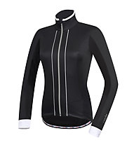 rh+ Giacca bici Sancy W Jacket, Black/White