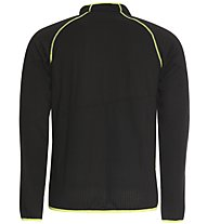 Rock Experience Lavaredo 1/2 Zip Fleece Man Herren Fleecepullover, Black