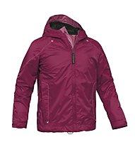 Salewa Almadin PTX G Jacket Giacca antipioggia bambina, Azalea (Pink)