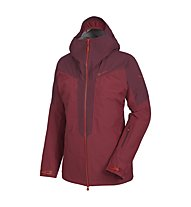 Salewa Antelao GORE-TEX C-Knit giacca donna, Velvet Red