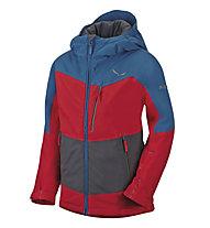 Salewa Giacca sportiva Antelao PTX/PF K Jacket, Midnight