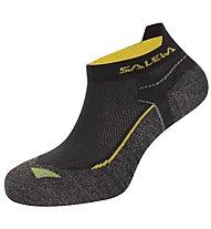 Salewa Approach No Show Socks, Black
