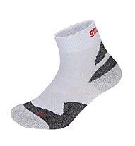 Salewa Approach Short Kid Socks, Silver