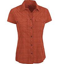 Salewa Kitaa 2.0 Dry'ton camicia a manica corta trekking donna, M Talut Tigerlilly