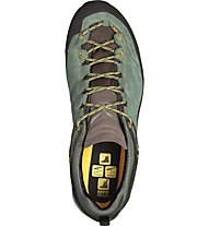 Salewa MS MTN Trainer, Myrtle/Nugget Gold