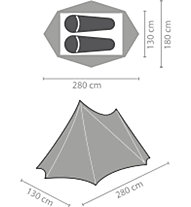 Salewa Multi Shelter II