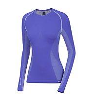 Salewa Ortles Dry'ton L/S maglia a manica lunga donna, Spectrum Blue