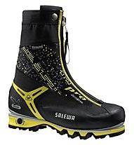 Salewa MS Pro Gaiter, Black/Yellow