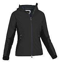 Salewa Rama SW W Jacket Giacca Softshell Donna, Black