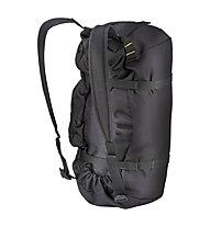 Salewa Ropebag - sacca portacorda, Black/Citro