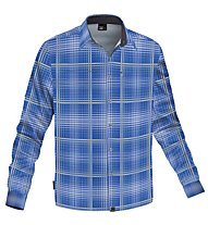 Salewa Salvin PL M L/S Shirt, M Chip Azures/Juta