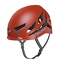 Salewa Vayu - Casco arrampicata, Red