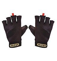 Salewa Via Ferrata Gloves Guanti via ferrata, Black