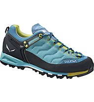 Salewa WS MTN Trainer, Bright Acqua/Mimosa