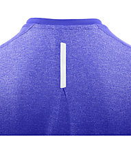 Salomon Agile LS Tee W - maglia running donna, Violet