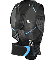Salomon Flexcell M - Rückenprotektor, Black/Blue