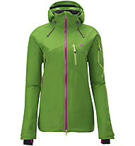 Salomon Foresight 3L Jacket W, Amphib Green