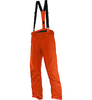 Salomon Iceglory (2016/2017) Skihose, Vivid Orange