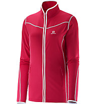 Salomon Atlantis Jacke, Pink