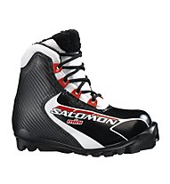Salomon Mini Jr, Black/White/Red