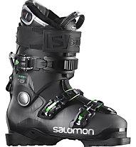 Salomon Quest Access Custom Heat, Black Translucent/Green/Black