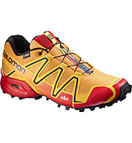 Salomon Speedcross 3 GORE-TEX, Yellow Gold/Radiant Red/Black