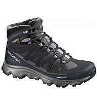Salomon Synapse Snow CS WP - scarpa après ski, Black/Autobahn/Pewter