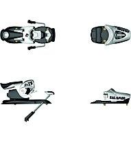 Salomon C5 Jr - Skibindung, Black/White