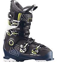 Salomon X PRO 120 - Skischuhe, Black/Petrol Blue/White