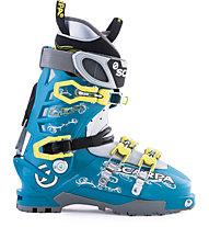 Scarpa Gea - Skitourenschuhe, Lake Blue/Limelight