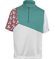 Scott Shirt Girls Scott S/S, Turquoise
