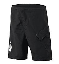 Scott Trail 20 LS/FIT Junior Shorts, Black/White