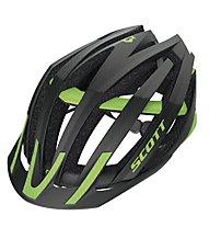 Scott Vanish Evo MTB, Black/Green Satin