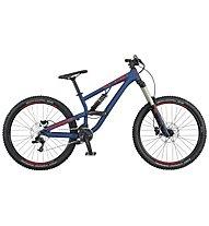 Scott Voltage FR 730 DH/Freeride MTB, Blue/Red