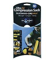 Sea to Summit Ultra-Sil Kompressions Sack, Yellow/Black
