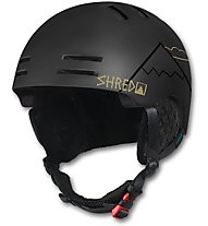 Shred Slam Cap Whyweshred - Helm, Black