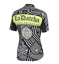 Sportful Tinkoff Saxo BodyFit Pro Team Jersey 2016 Radtrikot, Black/White