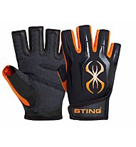 Sting Fusion Training Gloves, Black/Orange
