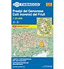 Tabacco N° 020 Prealpi del Gemonese e colli morenici del Friuli (1:25.000), 1:25.000
