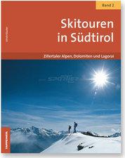 Attrezzatura > Carte topografiche / libri > Angolo dei libri >  Tappeiner Verlag Scialpinismo in Alto Adige