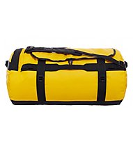 The North Face Base Camp Duffel M - borsone, Summit Gold/Black