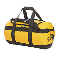 The North Face Base Camp Duffel S (2016) - borsone, Summit Gold/Black