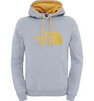 The North Face Drew Peak Pullover Hoodie Felpa con cappuccio, Grey