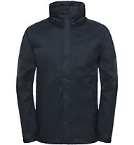 The North Face Evolve II Triclimate Jacket Giacca con cappuccio, Black