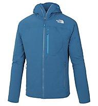The North Face Incipient Hooded Jacket Herren Fleecejacke, Blue