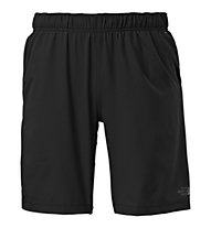 The North Face Ampere Dual Short pantaloni corti fitness, Black/Anthracite